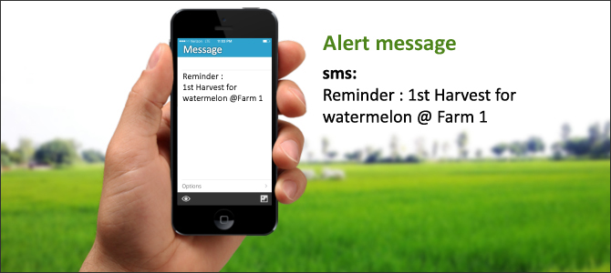 Timely alerts in forms of SMS, emails ensures complete adherence to POP.