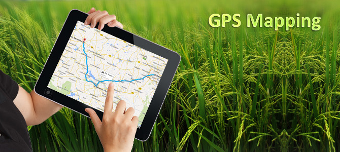 Use of GPS Mapping in Precision Agriculture